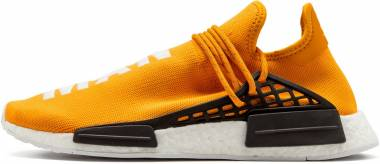 Pharrell Williams x Adidas Human Race NMD Yellow Men