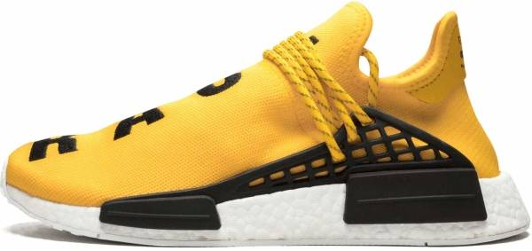 Pharrell Williams x Adidas Human Race NMD - Yellow (BB0619)