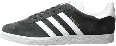 Adidas Gazelle Foundation - Nero Core Black White Gold Met (BB5480)