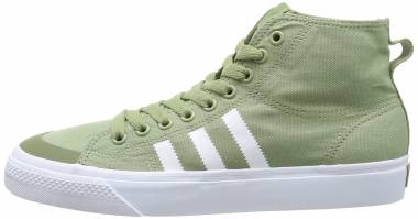 Adidas Nizza Hi Classic 78 - St Tent Green S14 / Running White Ftw