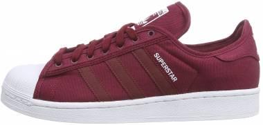 0edfd40ef190 Adidas Superstar Festival Pack Collegiate Burgundy Cardinal Running White  Men