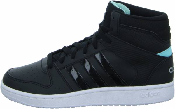Adidas VS Hoopster Mid - Black (B74237)