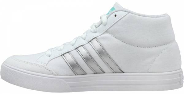 Adidas VS Set Mid - White