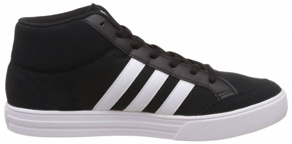 Adidas VS Set Mid - Black/White/Black