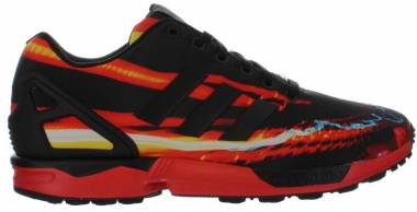 sports shoes be149 9ffb9 Adidas ZX Flux Red Rush