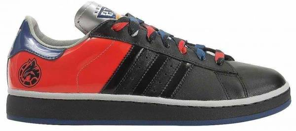 new concept be6f4 e7c62 Adidas Campus 2 + NBA Black
