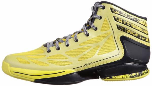 Adidas AdiZero Crazy Light 2 - Yellow (G59699)