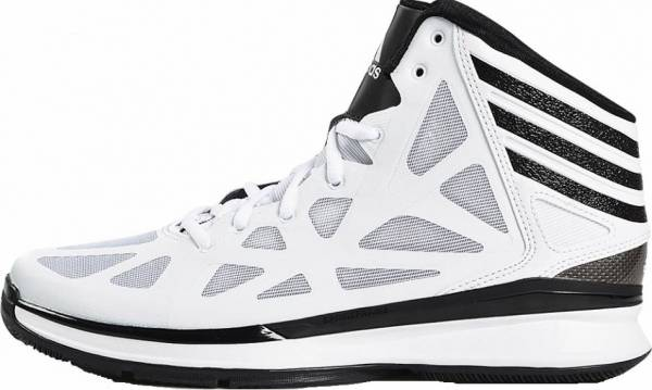 separation shoes dca42 19e5f Adidas Crazy Shadow 2 WhiteBlackWhite