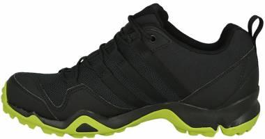 Adidas Terrex AX2R Black/Black/Semi Solar Yellow Men