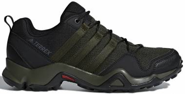 Adidas Terrex AX2R - Night Cargo / Base Green (AC8034)