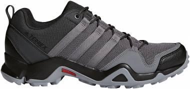 Adidas Terrex AX2R - carbon/grey four/solar slime (CM7728)