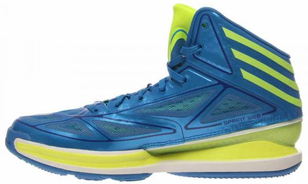 newest c55e1 0bd05 Adidas AdiZero Crazy Light 3 Blue. Any color