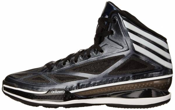 buy online b8c45 ccec9 14 Reasons toNOT to Buy Adidas AdiZero Crazy Light 3 (Apr 2019)  RunRepeat