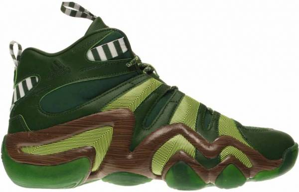 promo code d6e62 2a06c adidas-performance-men-s-crazy-8-basketball -shoe-green-8-5-d-m-us-mens-green-brown-bc30-600.jpg