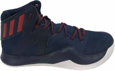 Adidas Crazy Bounce - Navy / Scarlet / White (B42817)