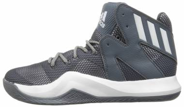 Adidas Crazy Bounce - Onix/White/Lgh Solid Grey