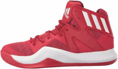 pretty nice 8d530 d90e3 Adidas Crazy Bounce Red Men