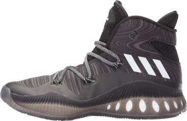new styles 96d25 26fab Adidas Crazy Explosive Black Men