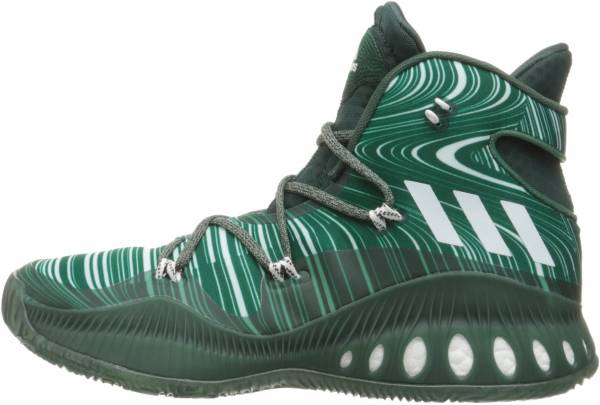 buy popular f068b e563c Adidas Crazy Explosive Collegiate Green White Mineral Green. Any color. Adidas  Crazy Explosive Black Men