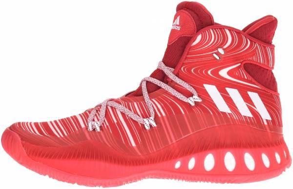 Adidas Crazy Explosive - Red