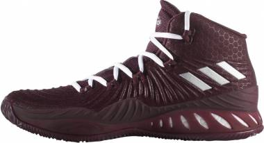 Adidas Crazy Explosive 2017 - Maroon-Metallic Silver-Blue Night