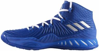Adidas Crazy Explosive 2017 Collegiate Royal-silver Metallic-blue Men