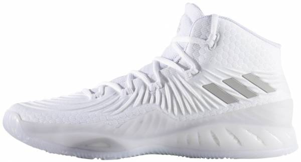 sports shoes ee57a 92216 Adidas Crazy Explosive 2017 White