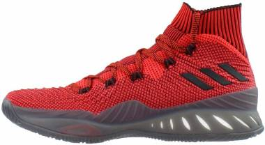 Adidas Crazy Explosive 2017 Primeknit - Red Hirere Cblack Cblack Hirere Cblack Cblack