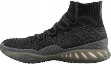 differently 1c985 f1d98 Adidas Crazy Explosive 2017 Primeknit Black Men