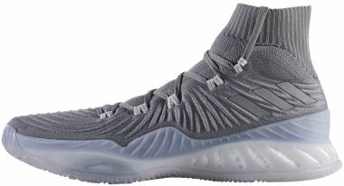 Adidas Crazy Explosive 2017 Primeknit - Grey Five/Grey Four/Grey Three (BY4470)