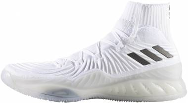 Adidas Crazy Explosive 2017 Primeknit - White (BY4469)