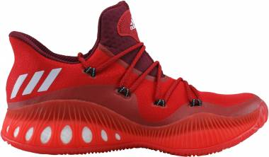 Adidas Crazy Explosive Low - Red