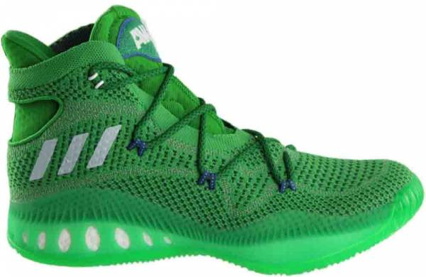 finest selection c57a3 1ae71 Adidas Crazy Explosive Primeknit Green