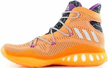 Adidas Crazy Explosive Primeknit Orange Men