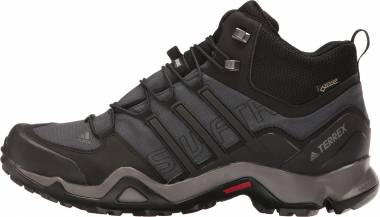 Adidas Terrex Swift R Mid GTX Grey / Black / Granite Men