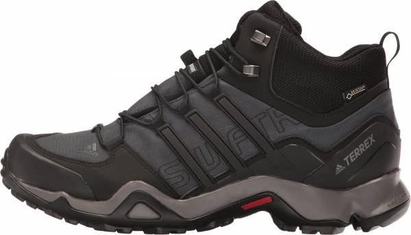 best website d7401 bdd66 Adidas Terrex Swift R Mid GTX Dark Grey Black Granite