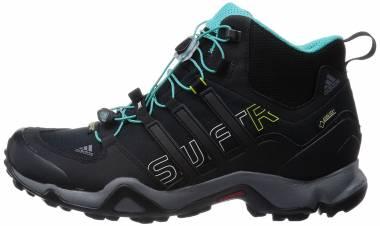 Adidas Terrex Swift R Mid GTX schwarz/mint Women
