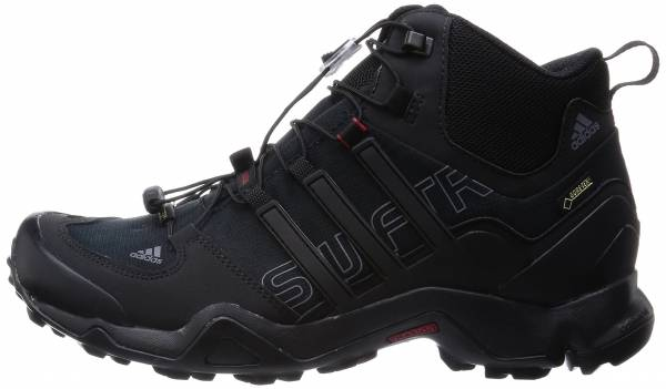 Adidas Terrex Swift R Mid GTX - Black