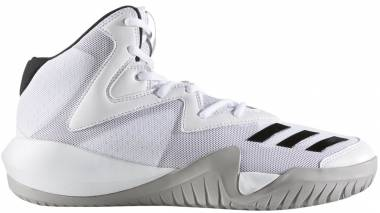 Adidas Crazy Team 2017 - White-Core Black-Solid Grey