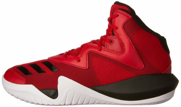 finest selection df638 4ff8f Adidas Crazy Team 2017 Red