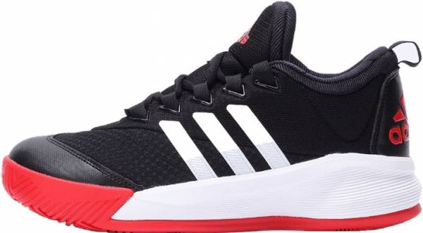 Adidas Crazylight 2.5 Active Black/White/Scarlet