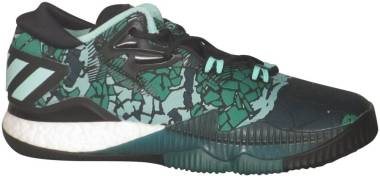 Adidas CrazyLight Boost 2016 Black / Green Men