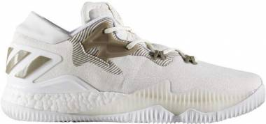 Adidas CrazyLight Boost 2016 - White