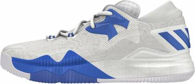 Adidas CrazyLight Boost 2016 - White Ftwbla Blue Onicla
