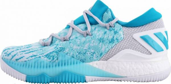 Adidas CrazyLight Boost 2016 Primeknit Blue