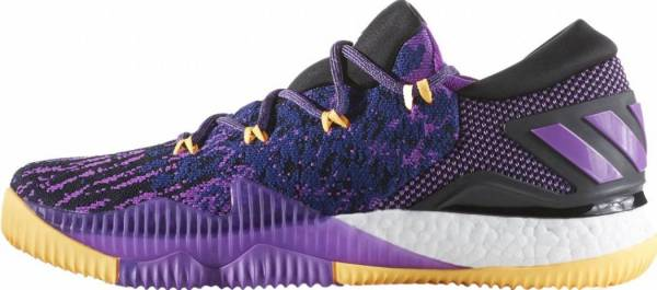Adidas CrazyLight Boost 2016 Primeknit Purple