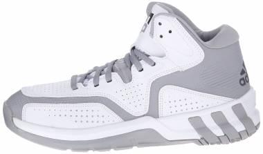 Adidas D Howard 6 - Blanc Noir