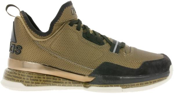 Adidas D Lillard - Brown