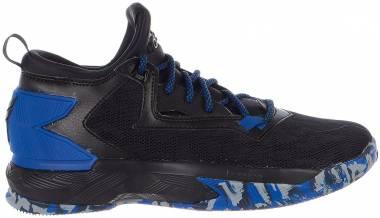 Adidas D Lillard 2 - Black (B42384)