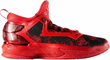 Adidas D Lillard 2 - Red (F37125)
